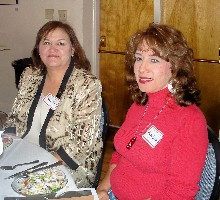 June Garcia and Raquel Arellano
